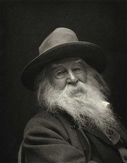 redjeep:  Walt Whitman  Uncle Walt. He contains multitudes.