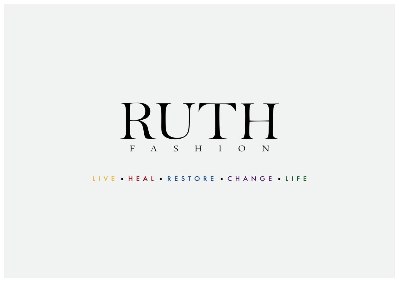 Ruth Fashion  Visual Identity