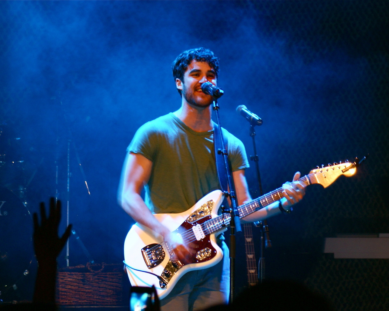Darren Criss - Apocalyptour May 23, 2012