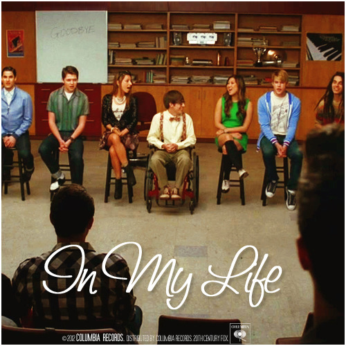 3x22 Goodbye | In My Life Alternative Cover