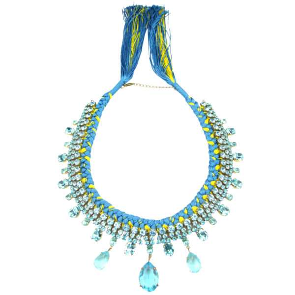 Capri Necklace by Jolita Jewellery