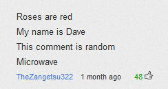 cheetah-rays:  homestucksonyoutube:  quality comment right here  Quality.