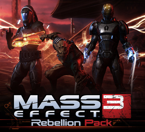 "gamefreaksnz:  Mass Effect 3 ""Rebellion Pack"" DLC confirmed  Strengthen your forces and battle for new territories with the new, free DLC pack for Mass Effect 3."