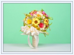 Cricut Paper Bouquet - DIY Tutorial