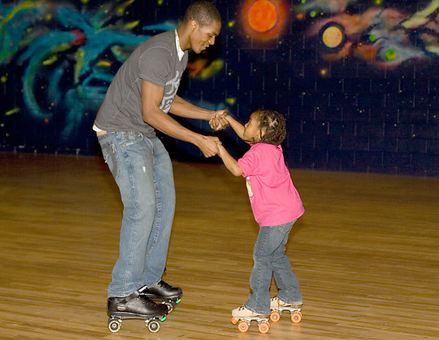 """I'm the best skater in the [NBA],"" Rondo told the Boston Globe in 2008. ""I don't know who's good, but I'm the best skater in the league. That's just something I like to do outside the court. A lot of us like to bowl, too, but I'd rather skate. I'm in my own zone.""  The Legend of Rondo continues…"