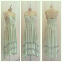 Mint Lace Cut Out Dress back in stock - wwe.mickeysgirl.com #pastel #green #mint #cute #girl #summer #dress #mickeysgirl #shop #online #fashion #blogger #sale #clothes #style #adorable #lace #cutout #beautiful #elegant #sassy #need #flowy #trendy #2012