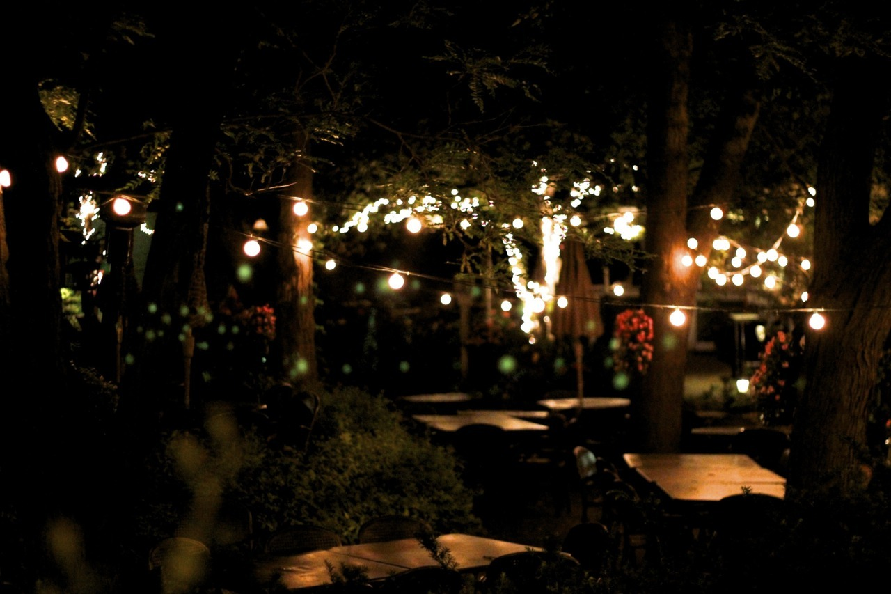 Patio Bokeh | Minneapolis | May 21 2012