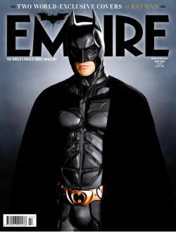 mattynicegy:  Batman | Empire Magazine  Need to make sure I get this one