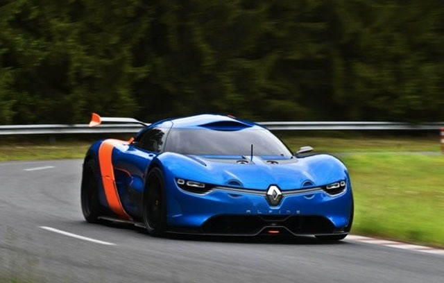 exclusive-pleasure:  2010 Renault Alpine