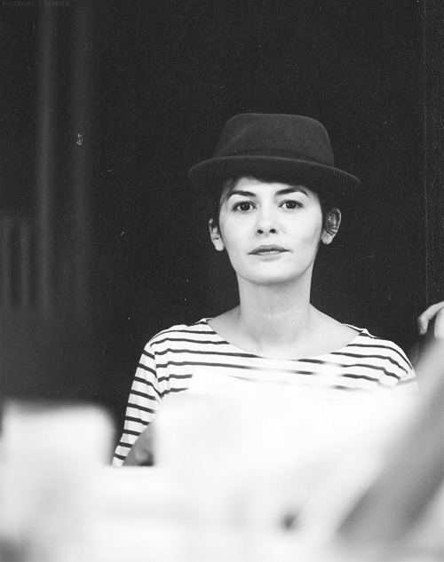 Audrey Tautou gives short hair a long-lasting look.