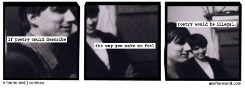 softerworld:  A Softer World: 818 (Or anyway I might get arrested)