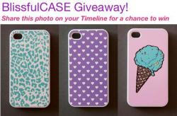 Want a rad accessory? Enter our giveaway for a new iPhone case! View all the cases!