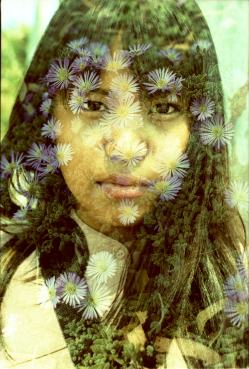 MULTIPLE EXPOSURE FILM PHOTOGRAPHY SUBMISSION BY: Marco Covarrubias  Angela-Christine Kodak Ektachrome Tumblr: http://marcocovarrubias.tumblr.com/ Flickr: http://www.flickr.com/photos/58295563@N07/