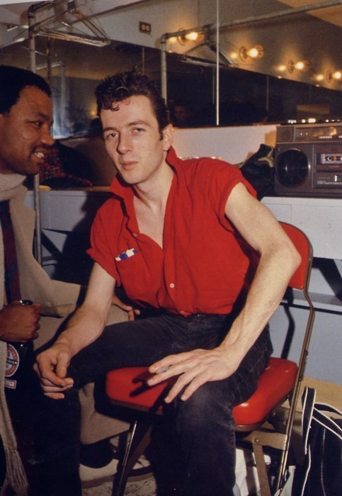 Timeless Cool: Joe Strummer, I think we all have something to learn from him.