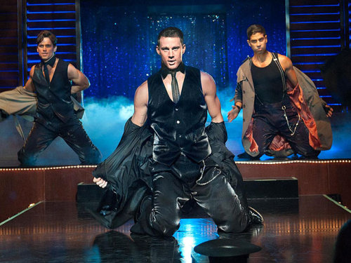 """I never enjoyed the taking-the-clothes-off part."" - Channing Tatum, on his former job as a stripper, to Out 9 more swoon-worthy photos of Channing!"