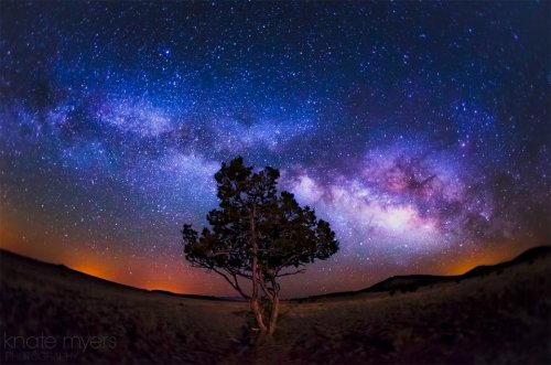 Milky Way Dreaming