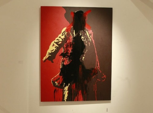 "Art of Controversy Titled ""The Spear,"" this painting by Brett Murray, on display at the Goodman Gallery in Johannesburg, features South African President Jacob Zuma with his genitals exposed. The provocative work has become a lightning rod within the art world. Two days ago, two Zuma supporters vandalized it, drawing a red ""X"" over the face and smearing black paint all over the portrait.Critics don't like it. They allege that it's not only vulgar, but also derivative, copying the same style and color scheme artist Shepherd Fairey employed in his famous poster of President Barack Obama, except with an obscene twist. Zuma himself doesn't like it. He insisted that it be removed from the art gallery, and demanded photos of it be taken down from local newspaper website. And evidently, some art patrons don't like it either. This incident isn't the first time that a work of art has caused a scandal. We took a look at artwork that has been viewed as too controversial through the years. keep reading"