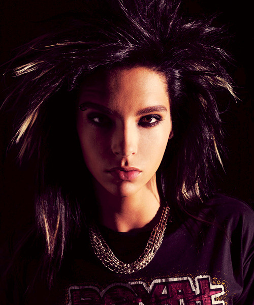 darrennchris:  Favourite Pictures of Bill Kaulitz (30/50)