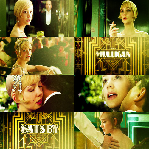 The Great Gatsby (2012) Carey Mulligan as Daisy Buchanan