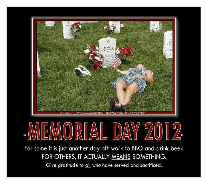 Memorial day, 2012. Some gave some, others gave all… http://raymondgonzalez.com