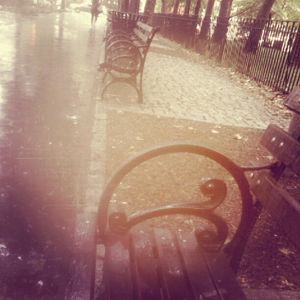 Under the rain (Taken with instagram)
