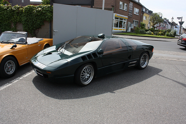 sic56:  Isdera Imperator 108i - Classic Remise Düsseldorf by Andy_BB on Flickr.