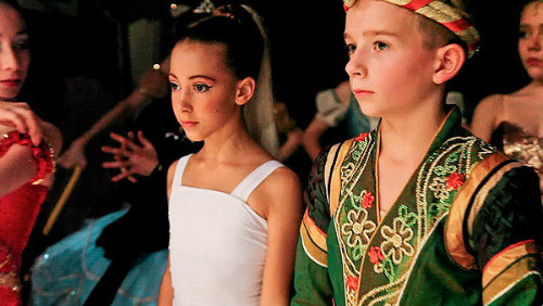 My latest review: a documentary about cute kids dancing ballet. [Review: First Position | Slackerwood]