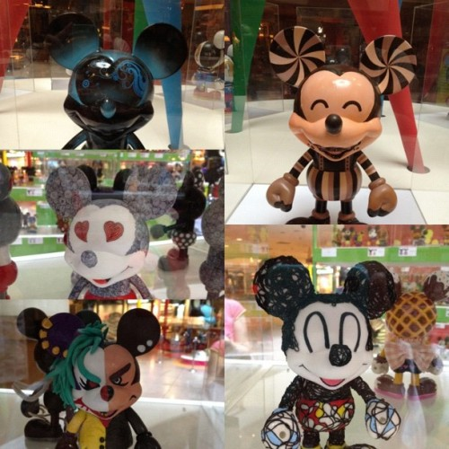 Just some customized Mickeys :) (Taken with instagram)