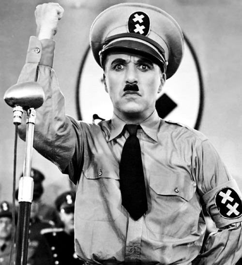 The Most Iconic Images in the Film History:  The Great Dictator, by Charles Chaplin (1940)