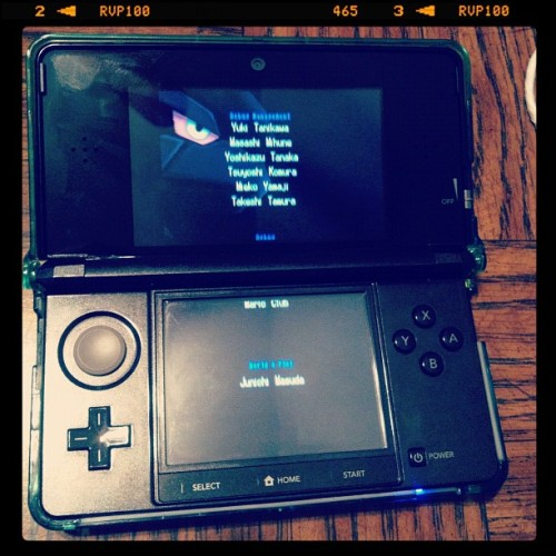 Just beat Pokemon Black! 👍 (Taken with instagram)