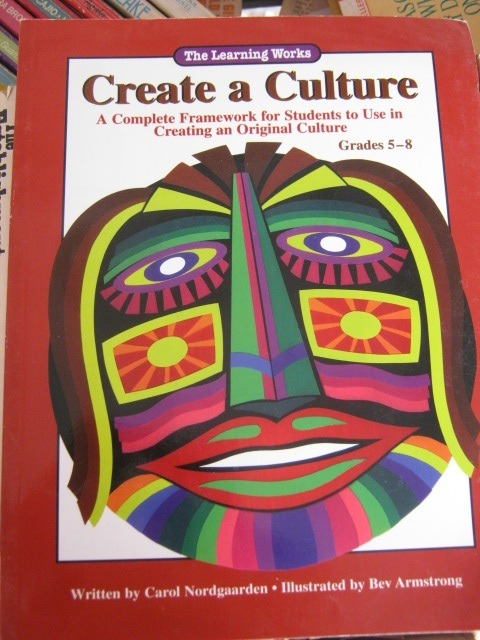 Lost your culture?  Create your own!