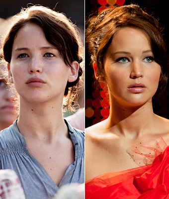Get the Katniss look the Hollywood [re: 'easy'] way!