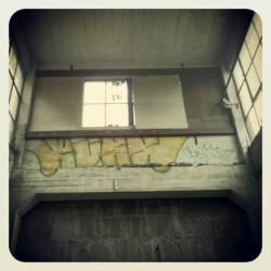 #Cuss #Graffiti #EastBay #California (Taken with instagram)