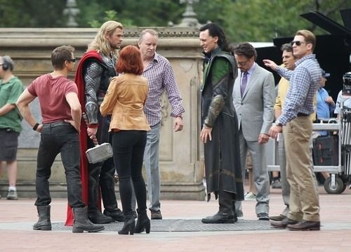 Hawkeye is looking FABULOUSSSS!!!
