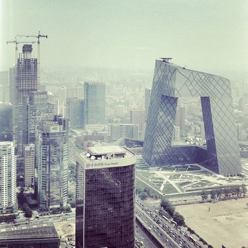 Beijing, China via archdaily