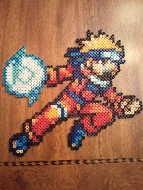 Naruto, made for a friend