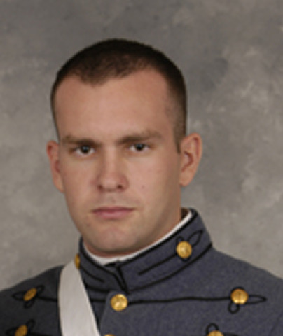 Capt Warren A. Frank, Class of 2004 KIA in Biaj, Iraq on November 25, 2008