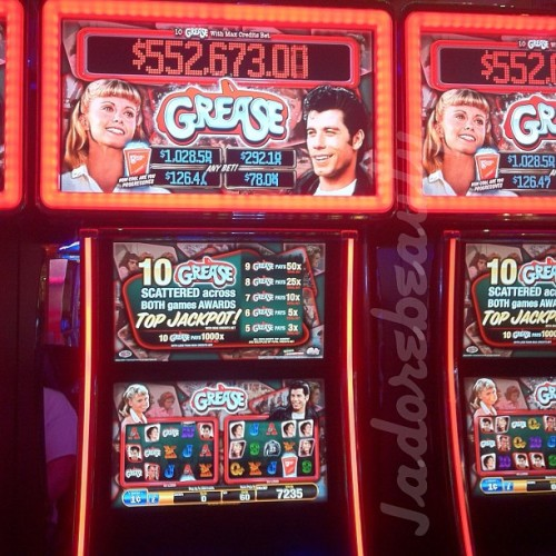 I adored this one at the casino! #grease #miami #vacation #money #casino #luck #love #vacation #ig #ignation #iphone #instahub #instagood #iphonesia #instaddict #instagroove #iphonenography #nofilter 💰💰💰💰💰💰💰💰💰💰💰💰💰💰💰💰💰💰💰💰💰💰💰💰💰💰💰💰💰💰💰💰💰🙏🙏🙏😍 (Taken with Instagram at Seminole Hard Rock Hotel & Casino)