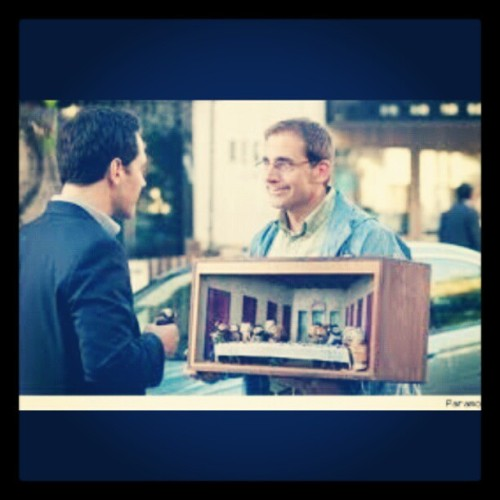 #dinnerforschmucks #sofunny (Taken with instagram)