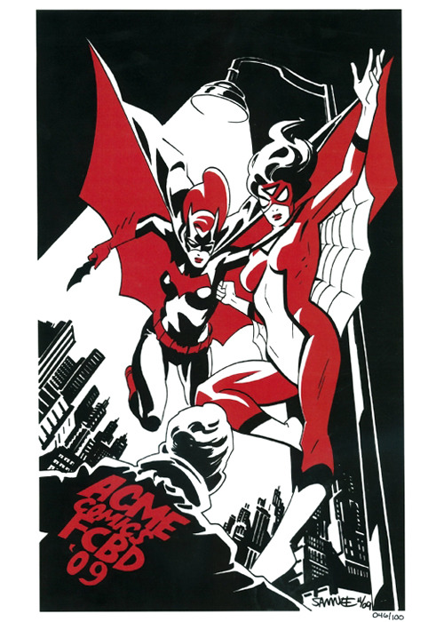 — by Chris Samnee