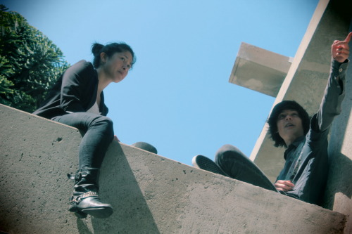 "(original photography by me) ""Ledge Kids 2"". 2012"