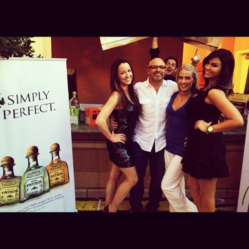 Jody & Armando of Patron Tequila with the loveliest of ladies at #epicaffair at @PalazzoLasVegas! Thx @seppwagner! #Cheers! (Taken with Instagram at The Palazzo Resort Hotel & Casino)