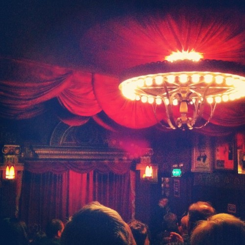 Palace of Prestidigitation at Magic Castle.  (Taken with instagram)