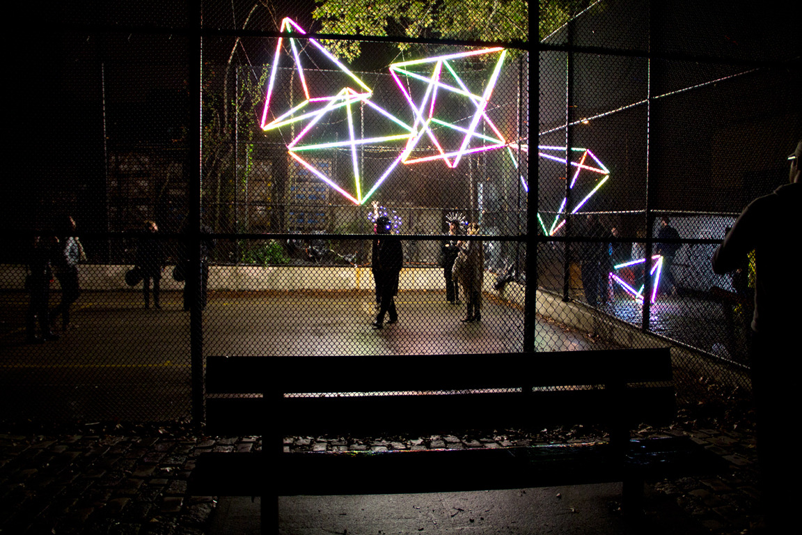 nuit blanche art festival; brooklyn