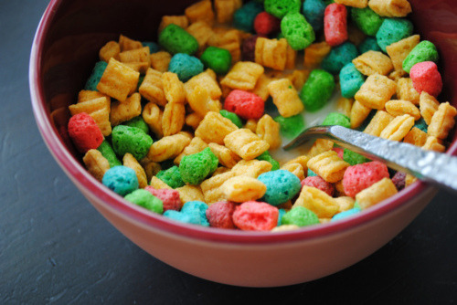 prettygirlfood:  Captain Crunch