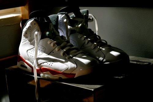 justjordans:  Submitted to Just Jordans // Add your pics https://twitter.com/HeSoWavy