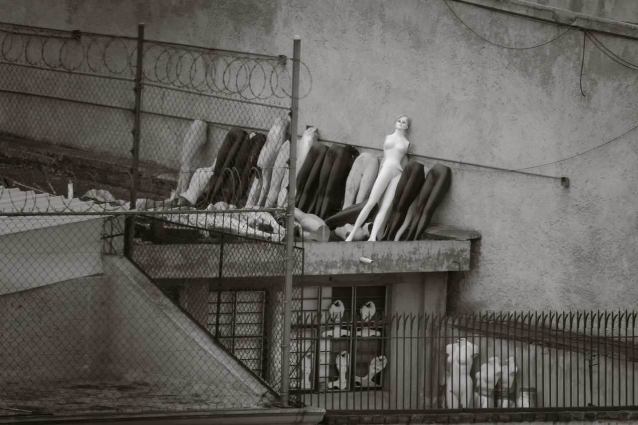 Mannequins | Mexico City, Mexico | 2012