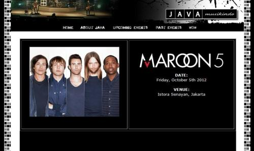 WOHOOOOOOO!!! (hope) I will come, yeaaaahh!! http://www.javamusikindo.com/upcoming_events.htm