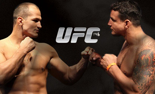 Junior Dos Santos vs Frank Mir . Who do you think is going to win on Saturday at UFC 146 ?