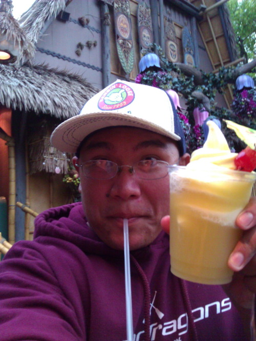 Disney trips are never complete without DOLE WHIP!!